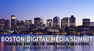 Boston Digital Media Summit