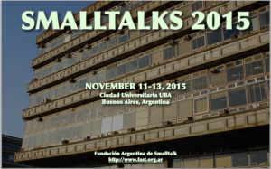 Smalltalk2015