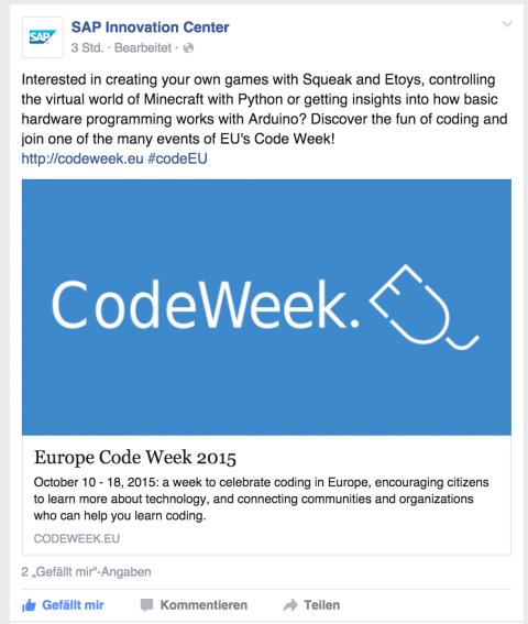 sapcodeweek